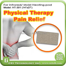 Newest Electric FAR INFRARED Moist Heating Pad Home SPA electric heating blanket