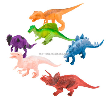 Customized wholesale Theme dinosaur park souvenir plastic dinosaur figure set,dinosaur toys for children play