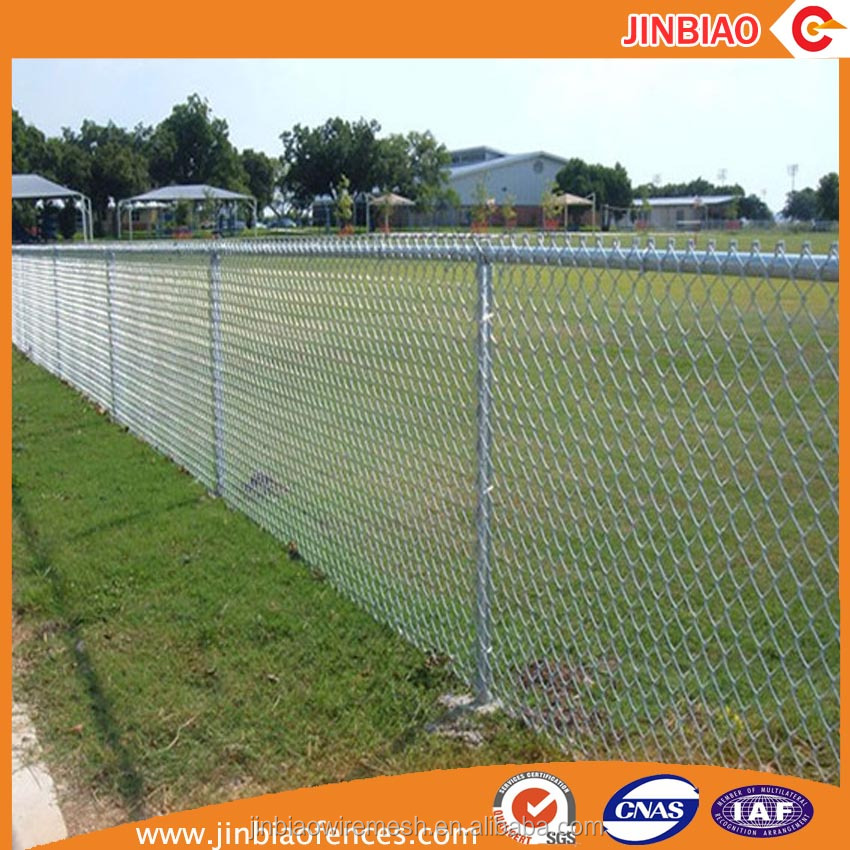 Best Big Discount Garden Border Edging Fence Galvanized Wire Mesh Chain  Link Fence With Metal Garden Edging For Sale