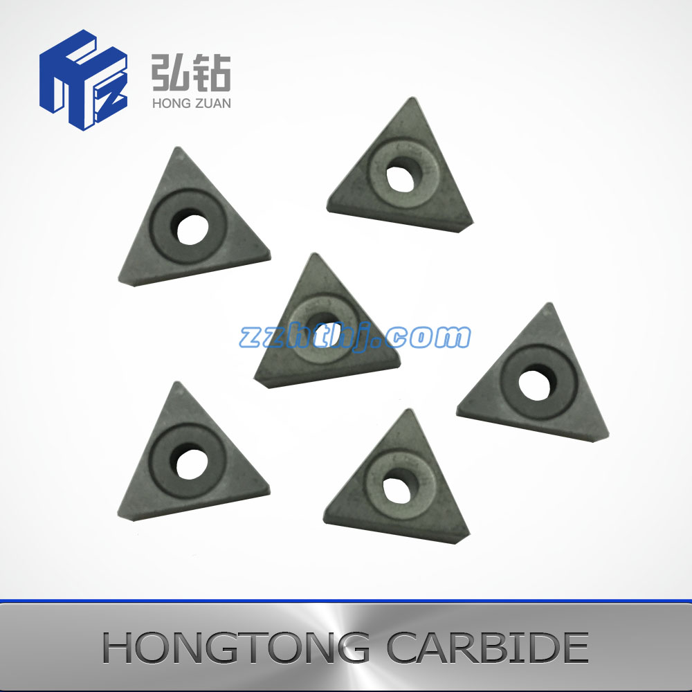 Top quality Tungsten carbide cnc machined parts for turning tool