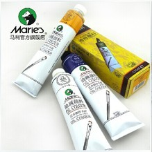 170ml original China Marie's fine quality Oil colour 97colors totally