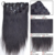 Best selling brazilian hair weavon, original brazilian human hair, clip in hair extension
