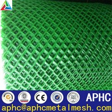 plastic chicken wire mesh/heat resistant plastic mesh/ plastic net for poultry and air conditioning mesh