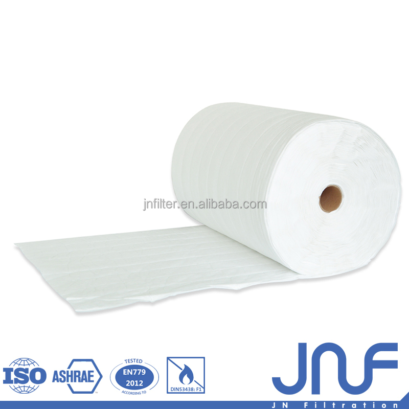 FM12 G3 G4 F5 F6 F7 F8 Pocket Filter Bag Filter Roll Media for Air Conditioning and Ventilation System