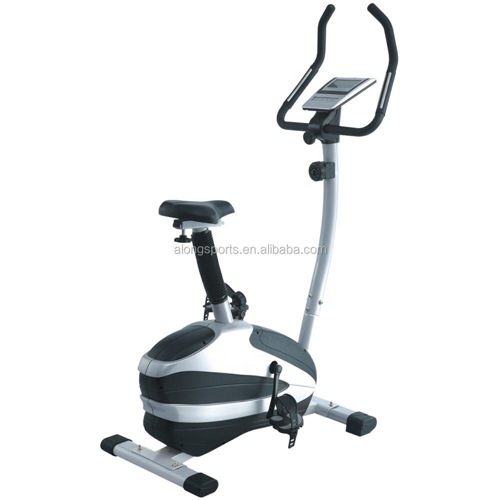Magnetic Stationary Bike Indoor Upright Magnetic Bicycle with Compact & Stable Frame Design MB159