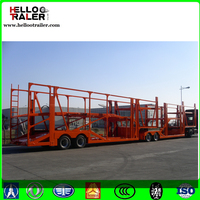 Semi Trailer Type and Truck Trailer Use Car Carrier Trailer For Sale
