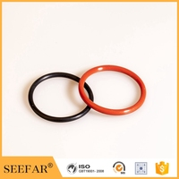 Gas seal water seal and oil seal rubber ring