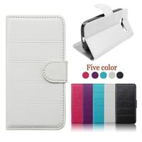wholesale wallet pu leather flip case for samsung galaxy S5 Sport G860