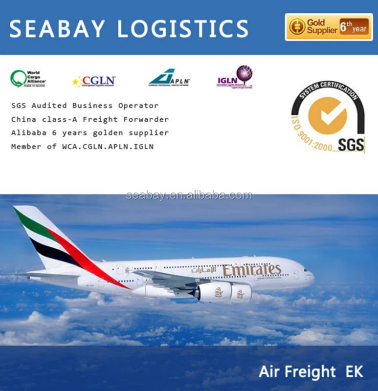 Quick air freight from dubai to lagos