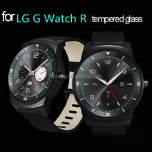 2.5D round edge Tempered Glass Screen Protector for LG G Watch R W110