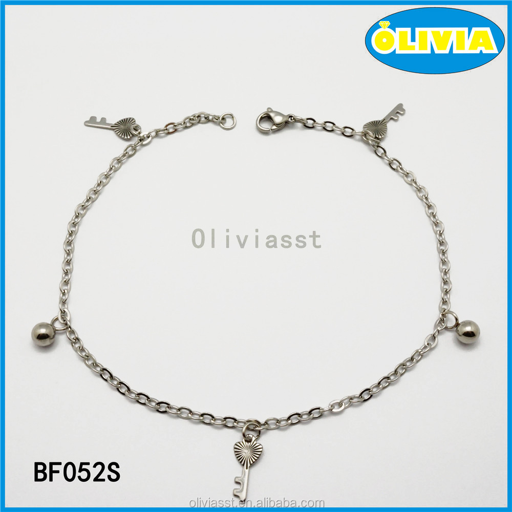 fashion jewelry 2016 bracelet chain stainless accessories