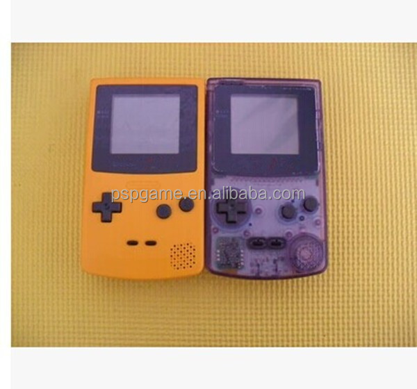 Old Fashioned console for gameboy color GBC game console