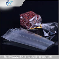 Custom Clear Recycled Food Grade Packaging