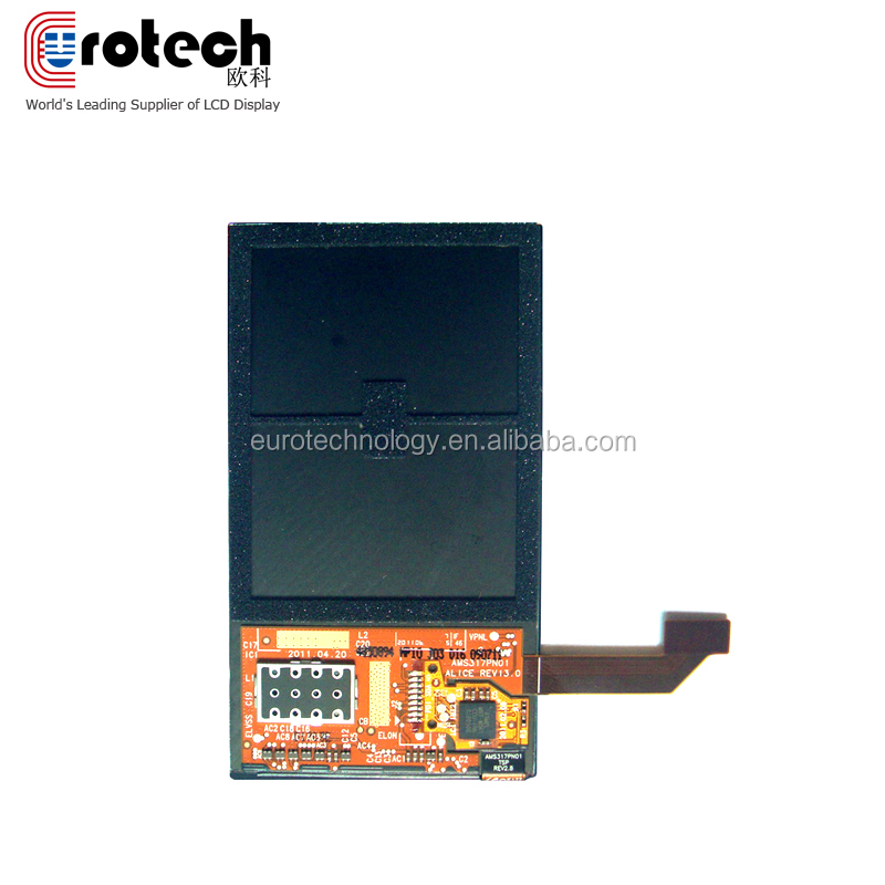 360*640 oled lcd AMS317PN01 3.2inch amoled mipi interface high contrast display