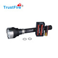 TrustFire J16 Rechargeable Led Flashlight 18650 Tactical Millitary Torch