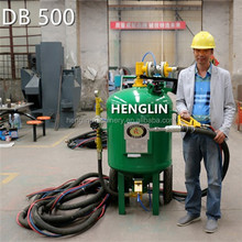 CE approved 2017 Best quality low price Dustless small sand blasting machine for sale