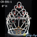 "8"" patriotic star pageant crown for sale"