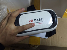 VR Box 3D Glasses Google Cardboard With Blue film sex video google for Version 3.0 VR Case virtual reality 3D Glasses