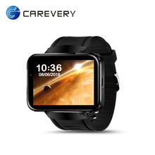 "2.2"" capacitive touch screen 3g wifi smart watch android 5.1 dual core gps watch phone"