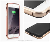 Ultra light Power bank case for Iphone 6/6S, more matching Battery charger case