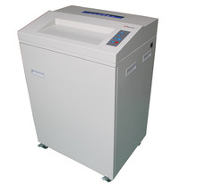 Heavy duty paper shredder con cassa in metallo S-4130H