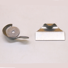Sash Fastener with 1.0mm Thickness, Made of Galvanized Steel, Widely Used in Duct