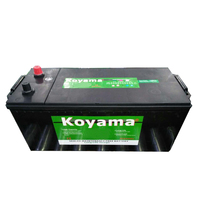 heavy duty truck battery manufacturer maintenance free tractor battery 12v 170ah japanese car battery