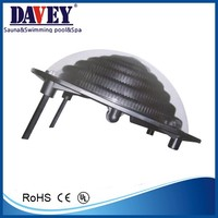Hotest selling! housing swimming pool solar heater