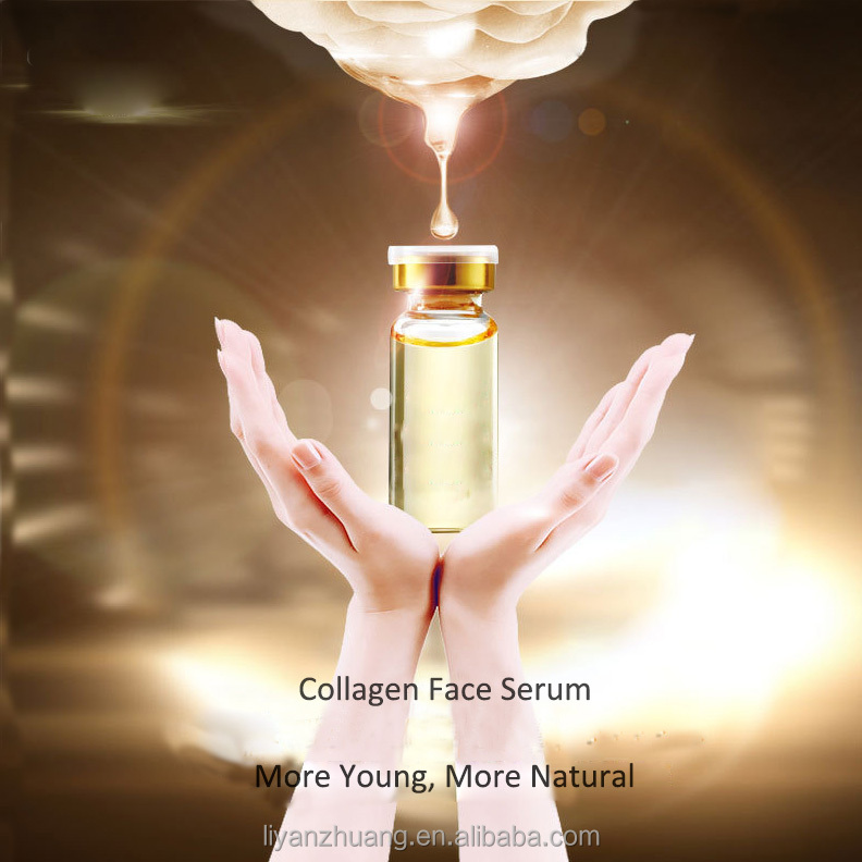 High Quality Collagen Anti Aging Face Serum Skin Care Products Guangzhou Factory