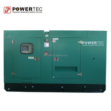 construction electricity energy solution POWERTEC Diesel Generator Cummins engine 500kW