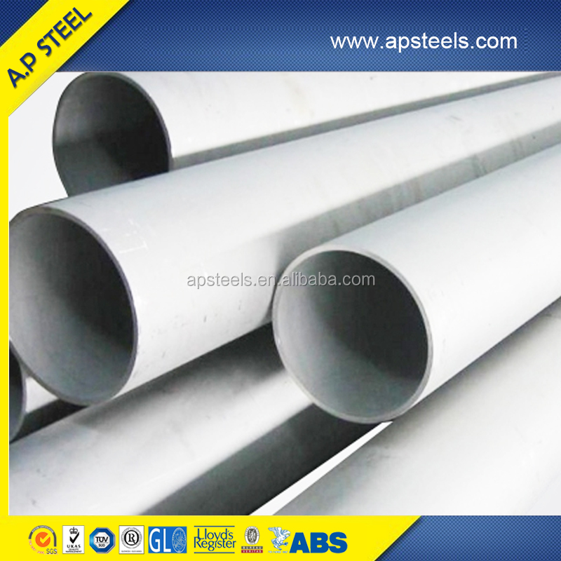 Supplier of ASTM A312 316LN seamless stainless steel pipes