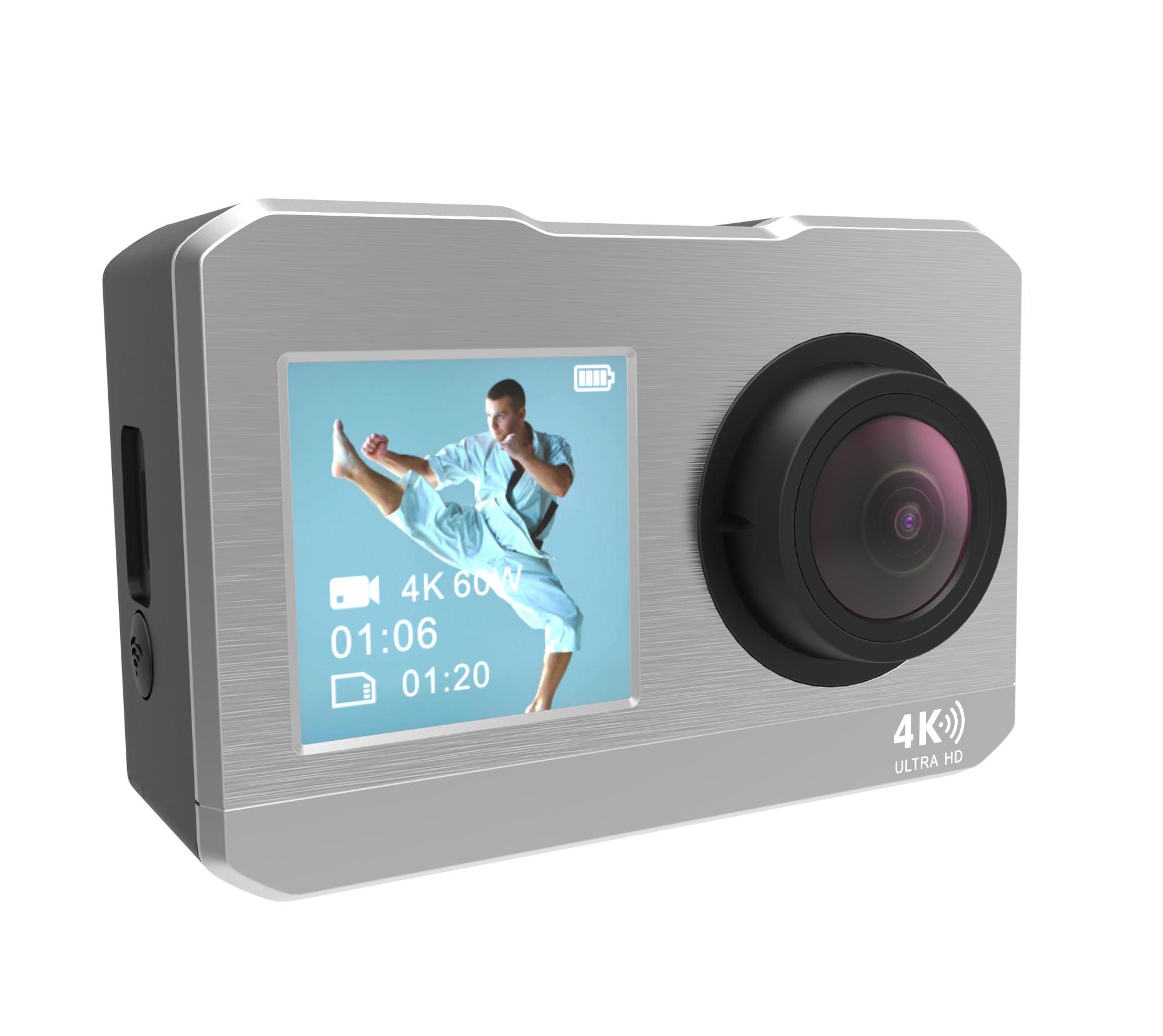 Impermeable Wifi HD Selfie Cámara de Acción 4 K con Control remoto en precio de fábrica en - ANKUX Tech Co., Ltd