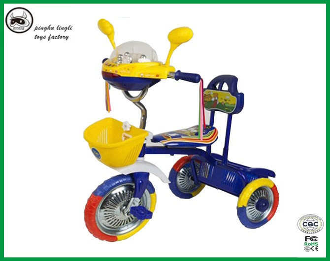 LL7021M9 Pinghu Mini trikes, plastic baby tricycle for sale,3 wheels baby tricycle