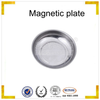 BF-TP0001 Circular Small Size 107*35mm S.S Magnetic Tool Tray