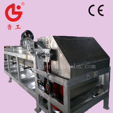 High Efficient Melt Rotating Belt Condensation Micro Sulfur Granulating Machine