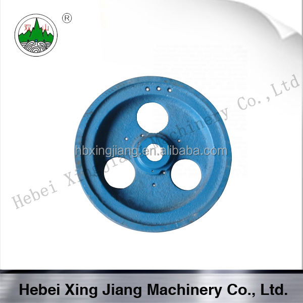 China Supplier Custom Precise Investment Steel Casting Fly Wheel