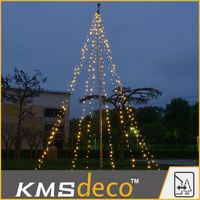 Latest arrival strong packing christmas wreaths lights on sale
