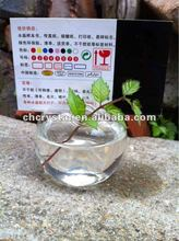 60mm glass vase place card holder, clear glass hanging ball vase
