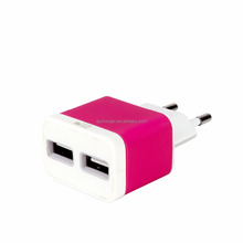 5V 2A dual usb wall charger cell phone accessories
