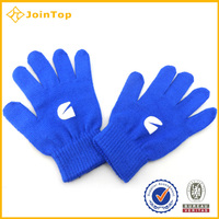 Jointop Factroy Directly Knitted Cotton Hand Gloves
