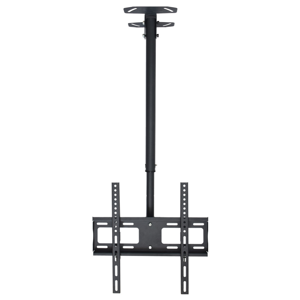 Factory heavy duty with extension filp down retractable 26 to 55 inch lcd led ceiling tv mount