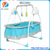 Baby Electric Infant Cradle Swing Crib