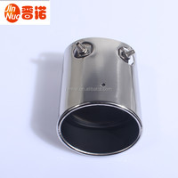 2015 NEW 304 Stainless Steel Car Tail Pipe Exhaust Pipe