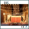 2014 RK Cheap telescopic pipe and drape rental for wedding