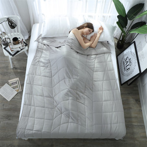 Professional Oem Service Reliable Chinese Manufacture Make Your Own Weighted Blanket Manufacturers