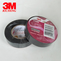 3M1600 electrical tape/lead free/flame retardant/PVC insulation tape