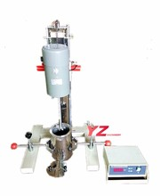 small batch High Speed Paint Disperser mixer Lab coating dissolver