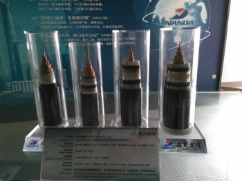 FS/FYS-XLPE insulation DC1500V power cable for rail tansit