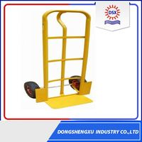 Alibaba China Supplier Aluminium Hand Trolley