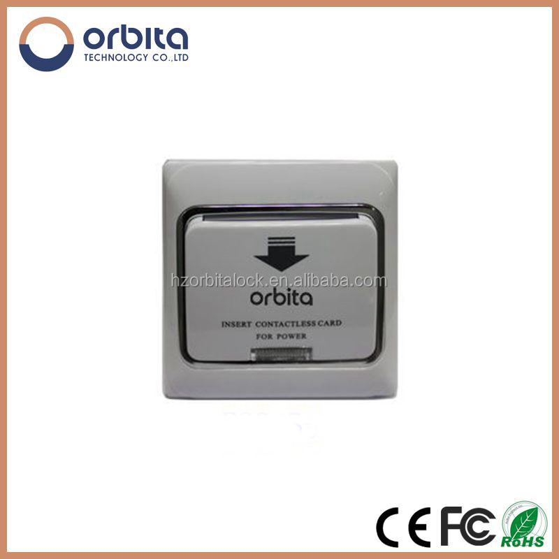 Best Quality Huizhou Manufacturer Energy Saving Hotel Key Card Switch